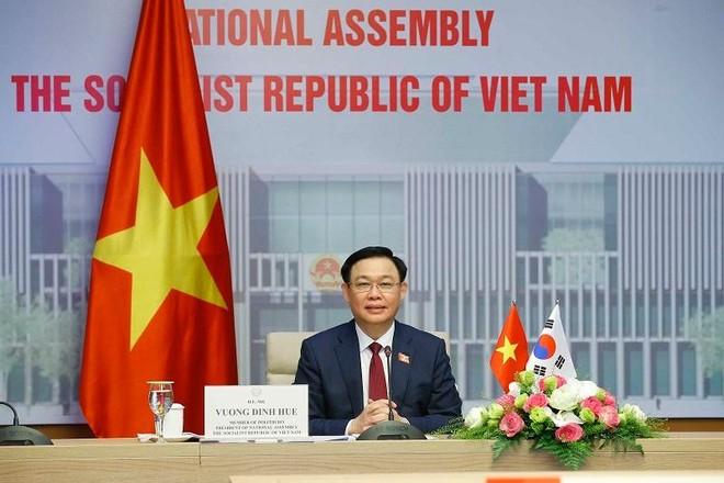 Hàn Quốc muốn nâng cấp quan hệ ngoại giao với Việt Nam lên một bậc ảnh 2