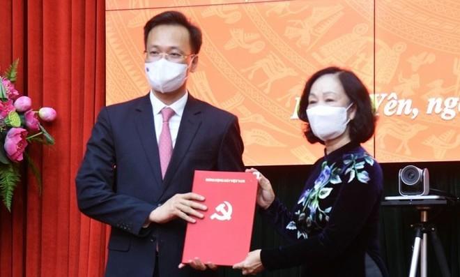 Phó Trưởng Ban kinh tế Trung ương Nguyễn Hữu Nghĩa làm Bí thư Tỉnh ủy Hưng Yên ảnh 1