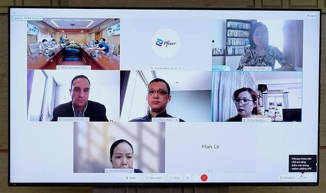 Pfizer cam kết cung ứng cho Việt Nam 20 triệu liều vaccine Covid-19 cho trẻ em 12-18 tuổi ảnh 1