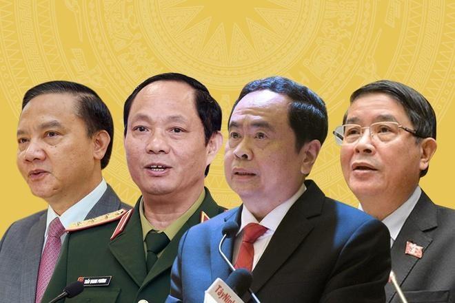 Thượng tướng Trần Quang Phương được bầu làm Phó Chủ tịch Quốc hội ảnh 1