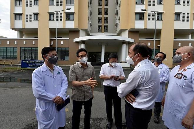 Thủ tướng lập tổ công tác đặc biệt của Chính phủ về chống dịch Covid-19 tại TP.HCM ảnh 1