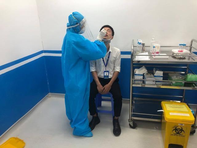 Tạm dừng xét nghiệm Covid-19 tại MEDLATEC Hà Nội với khách hàng lẻ từ 0h ngày 22/7 ảnh 1