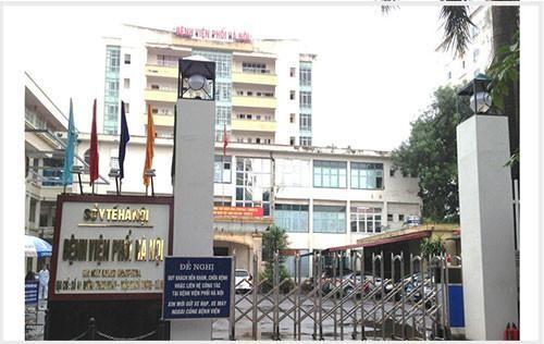 Phát hiện 14 ca dương tính tại Bệnh viện Phổi Hà Nội, cách ly y tế toàn viện ảnh 1