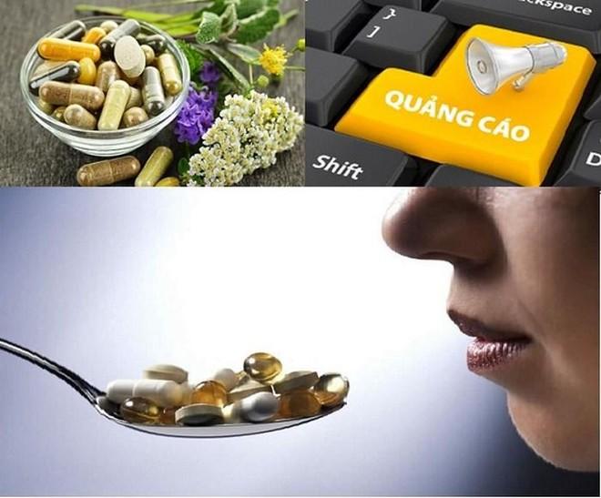 Cục An toàn thực phẩm cảnh báo về việc mua và sử dụng thực phẩm bảo vệ sức khỏe ảnh 1