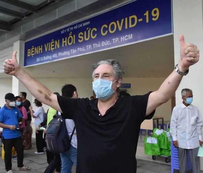 17 ca Covid-19 nguy kịch khỏi bệnh, gần 15.000 bệnh nhân ở TP HCM xuất viện ảnh 1