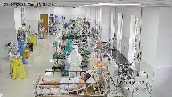 2.861 ca Covid-19 sáng 28-7, TP HCM mở Bệnh viện Dã chiến số 16 ảnh 1