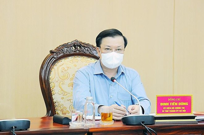 Bí thư Thành ủy Hà Nội: Chỉ một hai nơi buông lỏng giãn cách, cả thành phố có thể phải làm lại ảnh 3