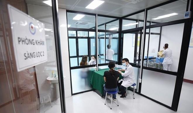 Bệnh viện Nông nghiệp bắt đầu tổ chức tiêm vaccine Covid-19 ảnh 1