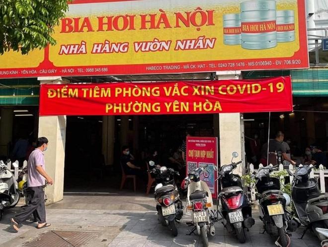 Trưa 5-8, Hà Nội thêm 26 ca Covid-19: Một nhân viên giao hàng của Viettel dương tính ảnh 1