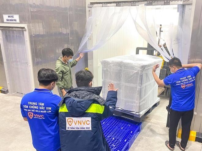 Tổng cộng đã có hơn 23,5 triệu liều vaccine Covid-19 về đến Việt Nam ảnh 1
