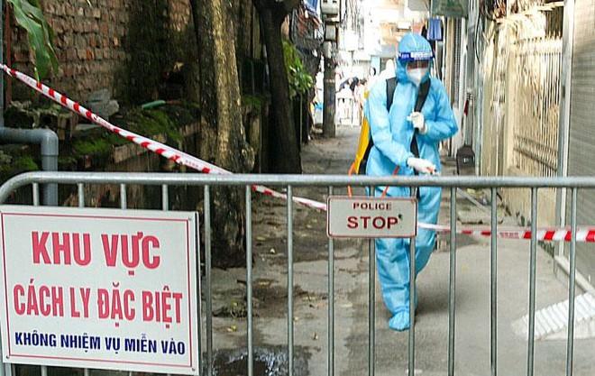 507 người liên quan 2 ca Covid-19 cộng đồng mới nhất ở Hà Nội đã âm tính, còn 29 điểm phong tỏa ảnh 1