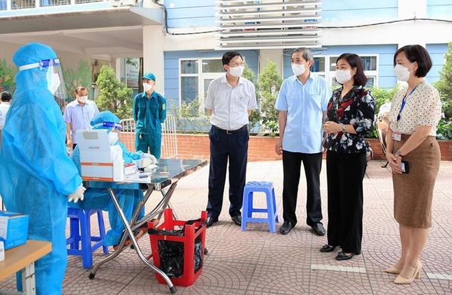 Chiều 13-9, Hà Nội không ghi nhận ca Covid-19 mới, hơn 4,2 triệu dân được tiêm vaccine ảnh 1