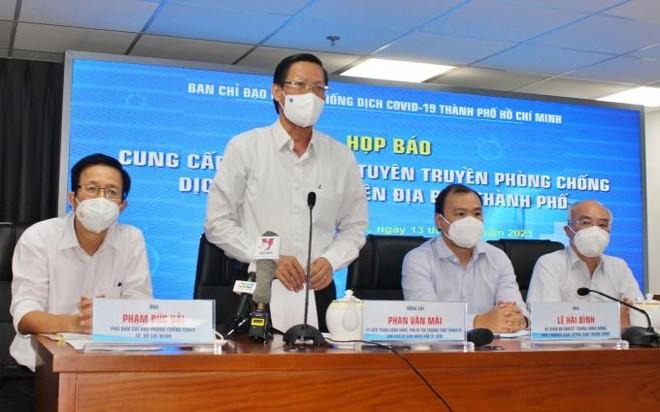 TP HCM dự kiến tiếp tục giãn cách xã hội theo Chỉ thị 16 đến cuối tháng 9 ảnh 1