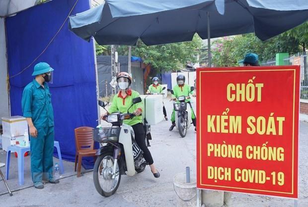Nóng: Hà Nội bùng phát ổ dịch Covid-19 cộng đồng mới ở Long Biên, có 6 ca dương tính ảnh 1