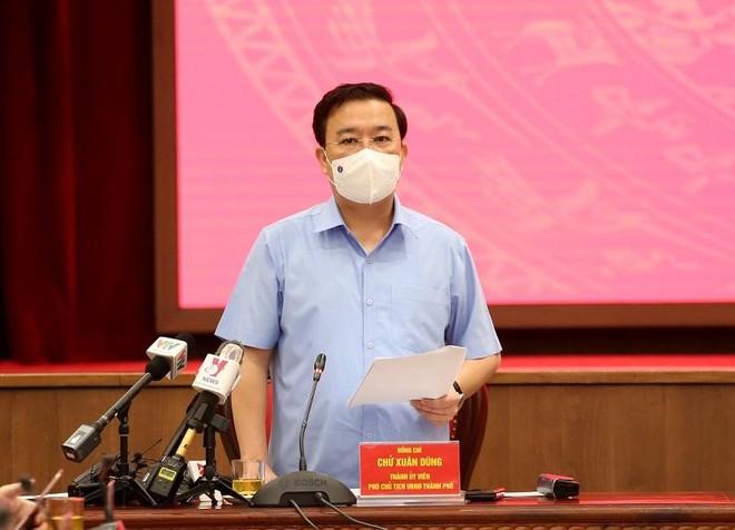 Hà Nội: Dự kiến bỏ giấy đi đường, bỏ phân vùng từ mai, 21-9, tiếp tục dừng vận tải hành khách… ảnh 1