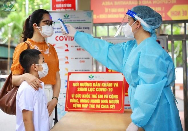 Hà Nội yêu cầu bệnh viện không được từ chối bệnh nhân đi từ vùng dịch đến khám ảnh 1
