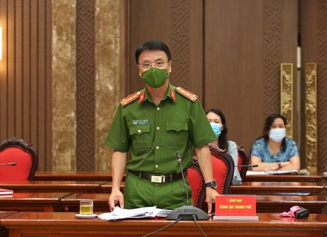 Hà Nội: Dự kiến bỏ giấy đi đường, bỏ phân vùng từ mai, 21-9, tiếp tục dừng vận tải hành khách… ảnh 3