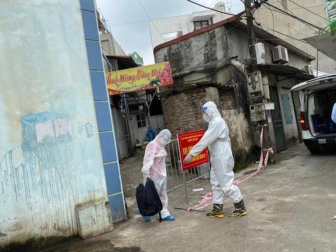 Hà Nội: Phong toả tạm thời một toà nhà ở khu đô thị Thanh Hà, 21 F1 ở Kiến Hưng âm tính ảnh 1