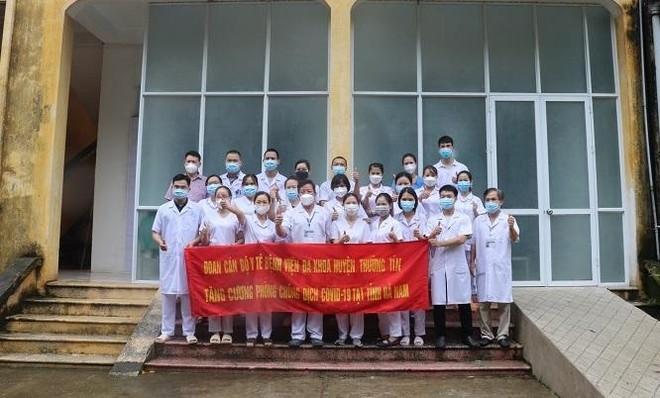 Hà Nội yêu cầu người đến từ Phủ Lý phải cách ly 14 ngày, cử 302 cán bộ hỗ trợ Hà Nam ảnh 1