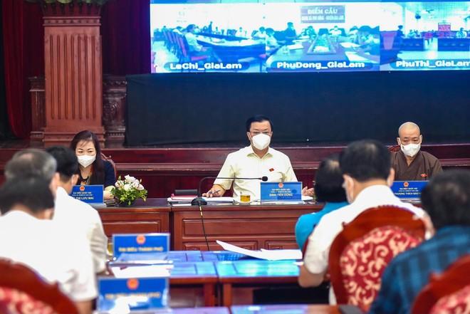 Bí thư Thành ủy Hà Nội: Sẽ cải tạo một số chung cư cũ trong năm 2022, quyết làm đường Vành đai 4 ảnh 1
