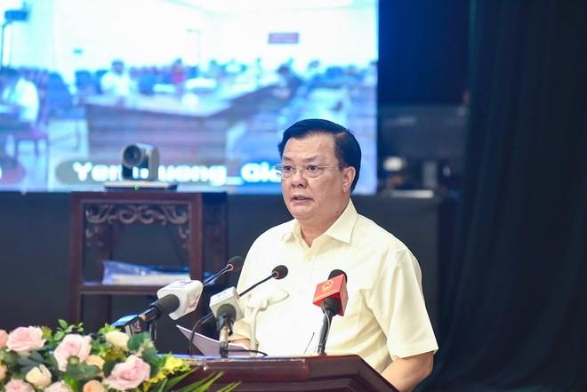 Bí thư Thành ủy Hà Nội: Sẽ cải tạo một số chung cư cũ trong năm 2022, quyết làm đường Vành đai 4 ảnh 2