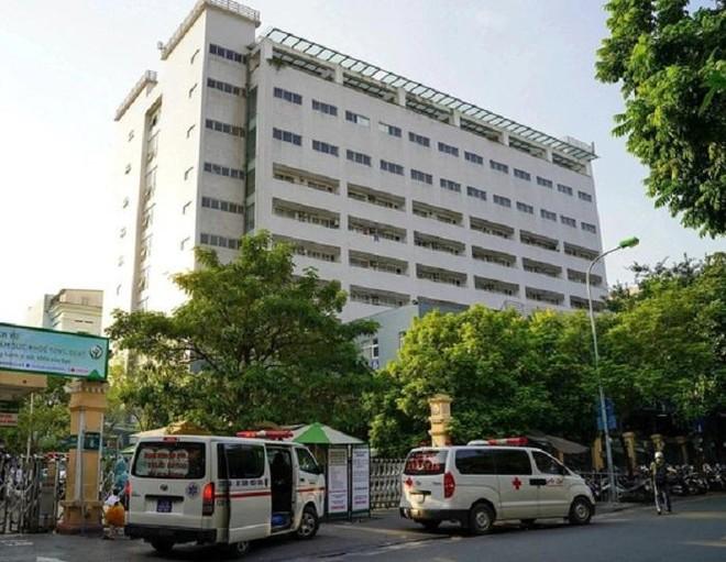 Bệnh viện Việt Đức sẽ chuyển 1.000 bệnh nhân sang 3 bệnh viện ở Hà Nội điều trị ảnh 1