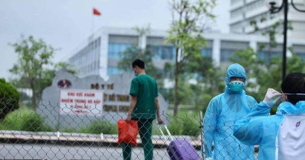 Hà Nội: Một người ở chung cư X25 Hà Đông, là bác sĩ BV Nhiệt đới Trung ương dương tính ảnh 1