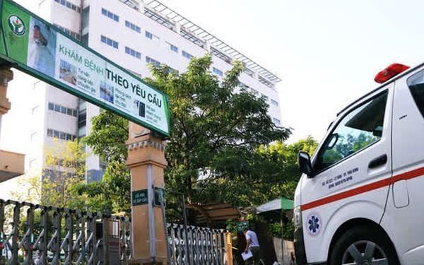 Chiều 7-10, thêm bệnh nhân điều trị tại BV Việt Đức dương tính Covid-19 ảnh 1
