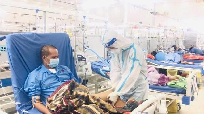 Thêm 3.528 ca nhiễm mới, 21.398 bệnh nhân được công bố khỏi bệnh ảnh 1