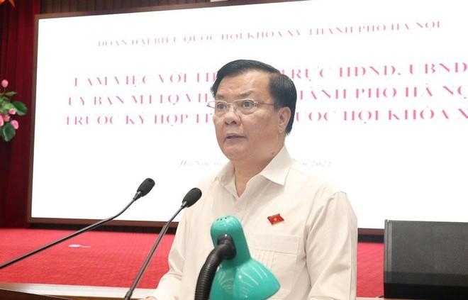 Bí thư Thành ủy Hà Nội: Mở lại các hoạt động nhưng không nóng vội, làm từng bước thận trọng ảnh 2