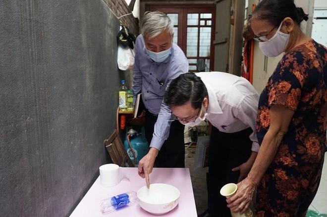Hà Nội ghi nhận 440 ca sốt xuất huyết chỉ trong 1 tuần nay, dịch đang mùa cao điểm ảnh 1