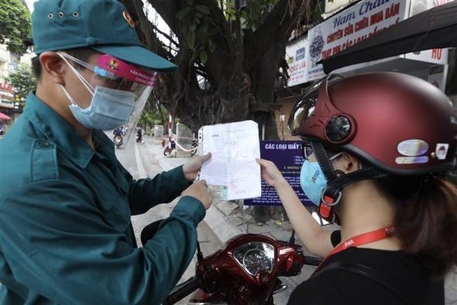 Bộ Y tế: Không được chỉ định xét nghiệm với người đi lại, trừ địa bàn thuộc cấp độ 4 ảnh 1