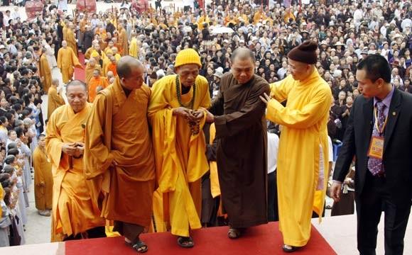 Dấu ấn 30 năm trong 2000 năm Phật giáo Việt Nam ảnh 2