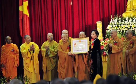 Dấu ấn 30 năm trong 2000 năm Phật giáo Việt Nam ảnh 4