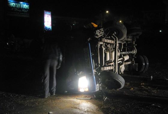 Tai nạn liên hoàn khủng khiếp trên quốc lộ 5 ảnh 2