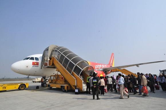 VietJetAir tăng chuyến phục vụ dịp Tết Nguyên đán 2014 ảnh 1