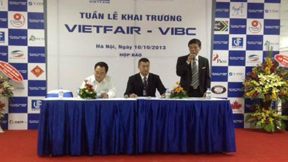 Ra mắt trung tâm thương mại và triển lãm quốc tế VIBC ảnh 1