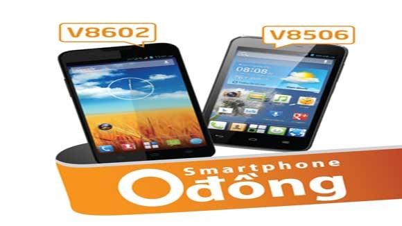 Viettel ra mắt 2 dòng máy Smartphone mới V8506 và V8602 ảnh 1