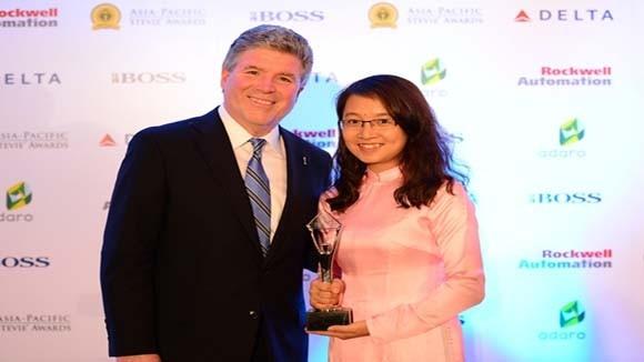 Viettel lại nhận giải thưởng quốc tế ảnh 1