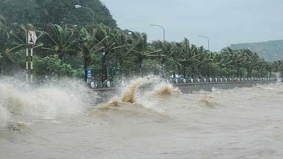 Còn 14 thành phố, thị xã, huyện vẫn mất điện do bão số 3 ảnh 1