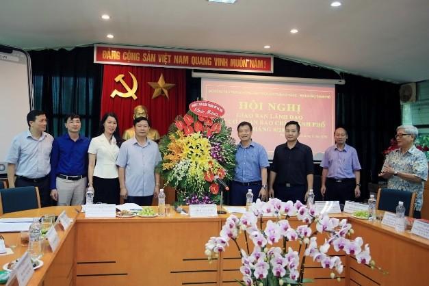 Báo chí Hà Nội làm tốt nhiệm vụ tuyên truyền các sự kiện lớn ảnh 2