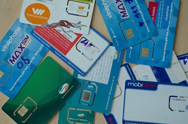 Sẽ kiểm tra hoạt động mua bán SIM kích hoạt sẵn ảnh 1