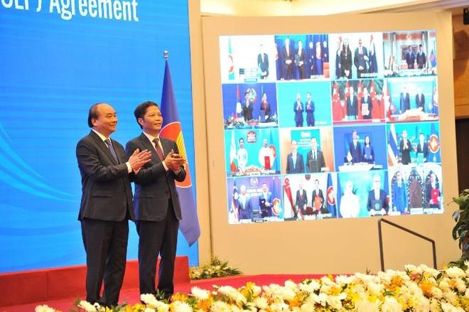 Hiệp định RCEP giúp hàng Việt Nam vào Nhật Bản, Australia... thuận lợi hơn ảnh 1