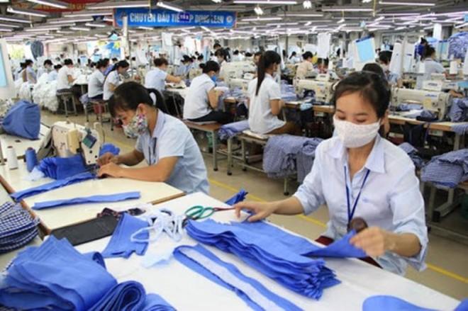 Xuất khẩu dệt may sụt giảm sau 25 năm tăng trưởng liên tục ảnh 1