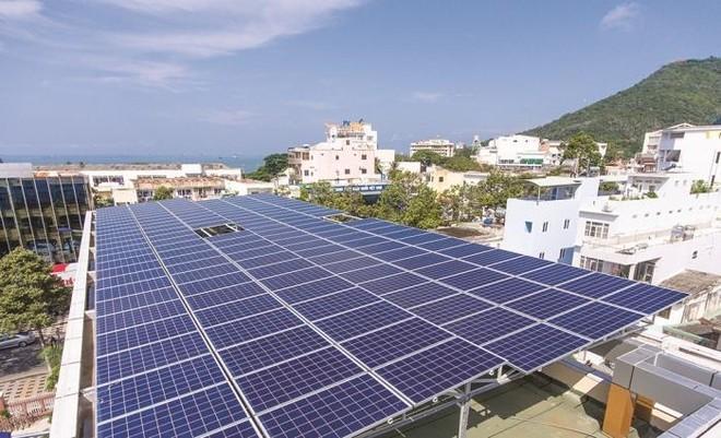 Sau 31-12-2020: EVN dừng ký hợp đồng mua điện mặt trời áp mái ảnh 1