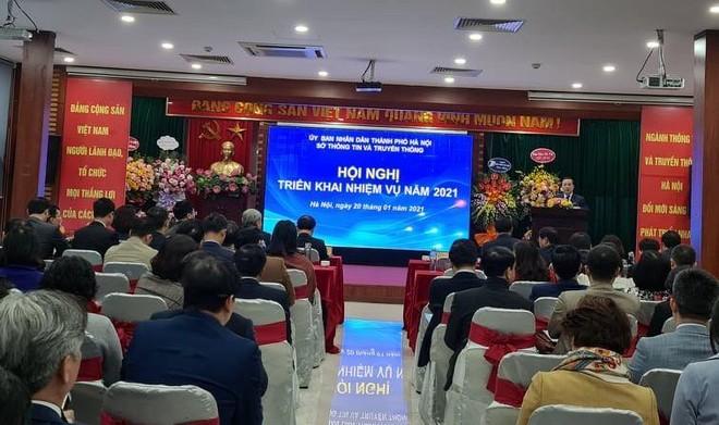 Hà Nội: Phát triển thương mại 5G, phục vụ chính quyền số, thành phố thông minh ảnh 1
