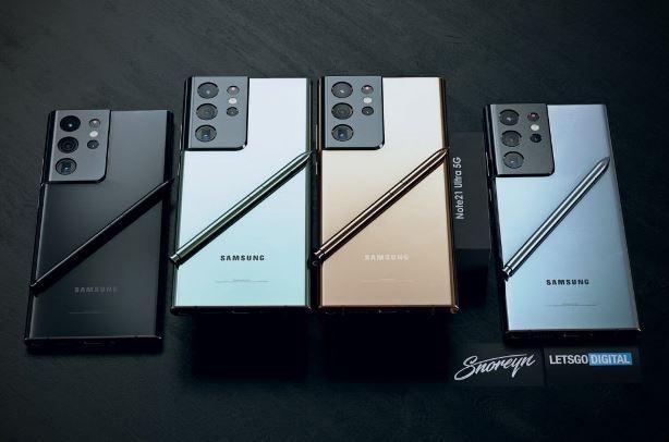 Xuất khẩu Samsung Galaxy S21, Samsung Galaxy S21 Plus và Samsung Galaxy S21 Ultra tăng mạnh ảnh 1