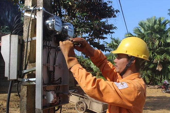 Chi phí sản xuất, kinh doanh điện của EVN tăng 7,03% ảnh 1