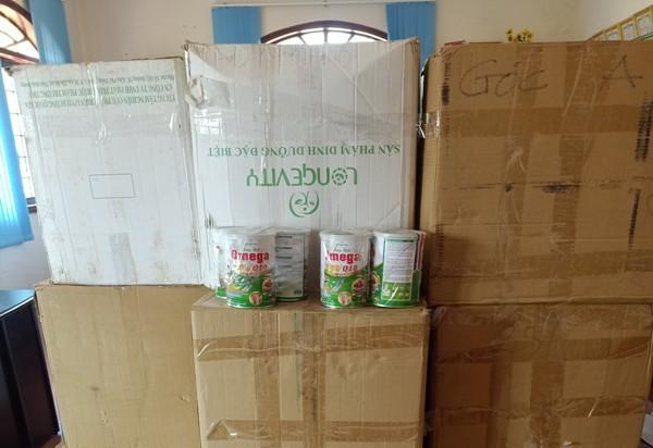 Xử phạt đơn vị bán sữa bột Omega 369 Q10 Alaska giả ảnh 1