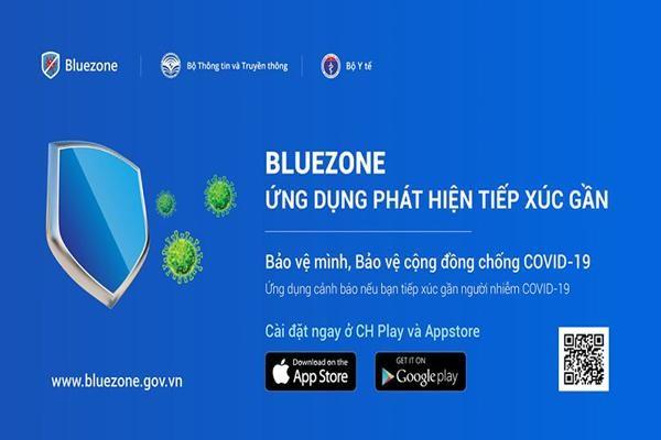 Được bổ sung nhiều tính năng mới, lượt tải ứng dụng Bluezone tăng mạnh ảnh 1